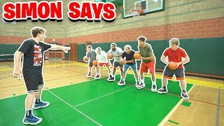 SIMON SAYS BASKETBALL
