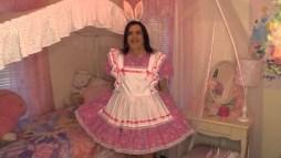 Easter Dress Crossdresser