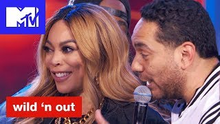 Wendy Williams & Cipha Sounds Battle Nick Cannon | Wild 'N Out | #Wildstyle