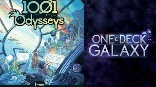 PA Presents: Asmadi Games - 1001 Odysseys & One Deck Galaxy
