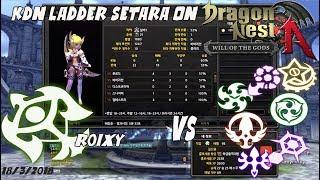 Ladder Setara !!! Dragon Nest Korea - Lv 95 Sniper Revamped PvP Ladder