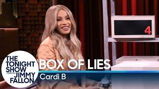 Box of Lies with Cardi B