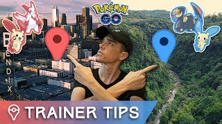 POKÉMON GO: NEW GEN 3 REGION EXCLUSIVES (AND I CAUGHT TWO OF THEM)