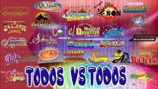 ♪ MEGAMIX CUMBIA TROPICAL ♪ TODOS VS TODOS VOL.1