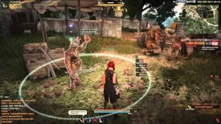 Black Desert (KR) | Introduction/First look Part 1 (OBT Gameplay)