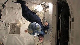 Uzayda yaşamak - space