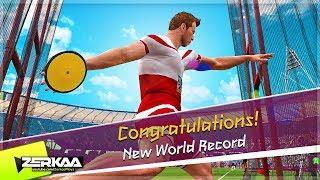 LONGEST DISCUS THROW EVER *WORLD RECORD* (London 2012)