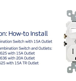 wiring diagrams for leviton bination switch gfci wiring diagrams transfer [ 1280 x 720 Pixel ]