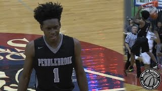 Collin Sexton brings SHOWTIME to DC - Exciting PG sends crowd into a FRENZY!!!