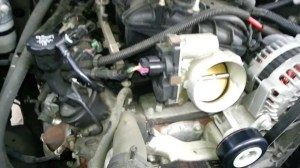 How to remove and replace LS Throttle Body | Vortec 48 53 60 62 Liter 2007  2013  YouTube