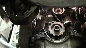 DIY EK Series Honda Civic Acura EL Timing Belt and Water Pump Replacement  Coolant Replacement