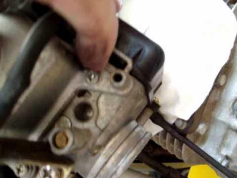 2002 300ex Wiring Diagram Honda 400ex Carb Dynojet Rejetting Youtube