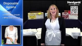 Handgards® Disposable Aprons & Bibs
