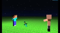 animation herobrine