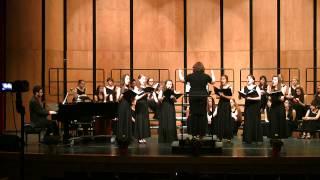 NCP Concert Choir - Cats (Andrew Lloyd Webber) - Memory (arr. John Leavitt)