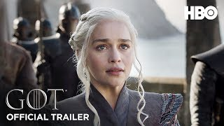 Watch Game of Thrones Season 7: Official Trailer (HBO) Video