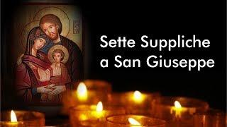 Sette Suppliche a San Giuseppe