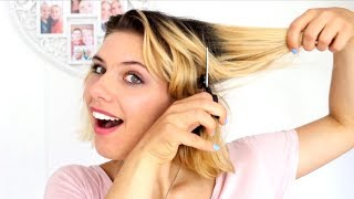 The BEST Solution for Damaged Hair | Extreme Hair Makeover