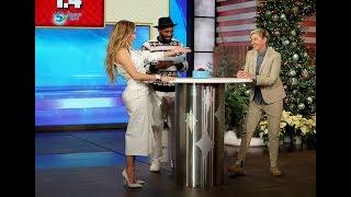 Jennifer Lopez and Ellen Play '5 Second Rule' – Extended Version