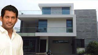 Vishal Luxury Life | Net Worth | Salary | Cars | House |Marriage | Family | Biography