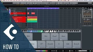 How to Get the Most out of the Chord Pads in Cubase   Q&A with Greg Ondo