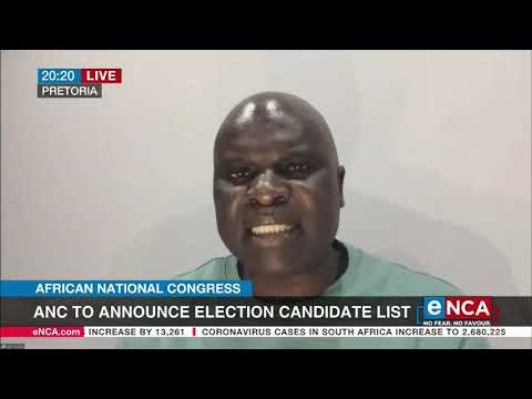 Discussion | ANC candidate list