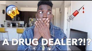 I HOOKED UP WITH A DRUG DEALER?!?!?!   STORYTIME