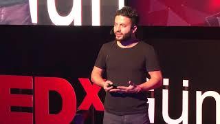 Nasıl Değiştim?   HAKKI ALKAN   TEDxGündoğduKoleji