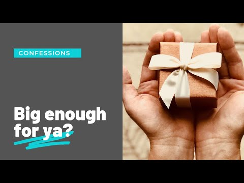 """How can you tell if the """"package"""" is enough? 