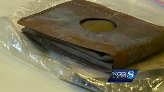 Workers Find An Old Wallet, Get A Big Surprise When They Open It Up