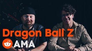 Reddit AMA: Dragon Ball Z's Sean Schemmel and Chris Sabat (Goku and Vegeta)
