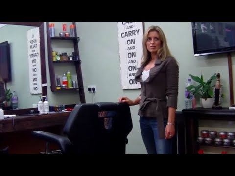 Barber Shop Girl Preview YouTube