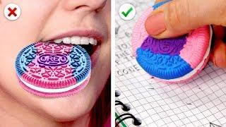 11 Fun and Smart DIY School Supplies Ideas and School Hacks