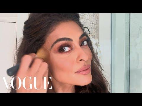 Juliana Paes's Everyday Bombshell Beauty Look   Beauty Secrets   Vogue
