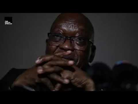 See Jacob Zuma's Doctor's note | Branded Vague and General