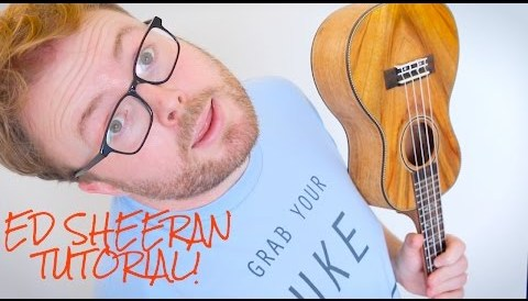 Download Music CASTLE ON THE HILL - ED SHEERAN (UKULELE TUTORIAL!)