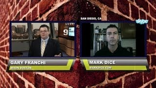 Gary Franchi and Mark Dice