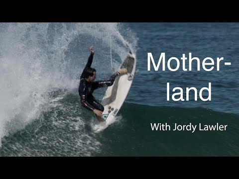 This Guy Dominated the Historic Australian Winter | Jordy Lawler in 'Motherland'