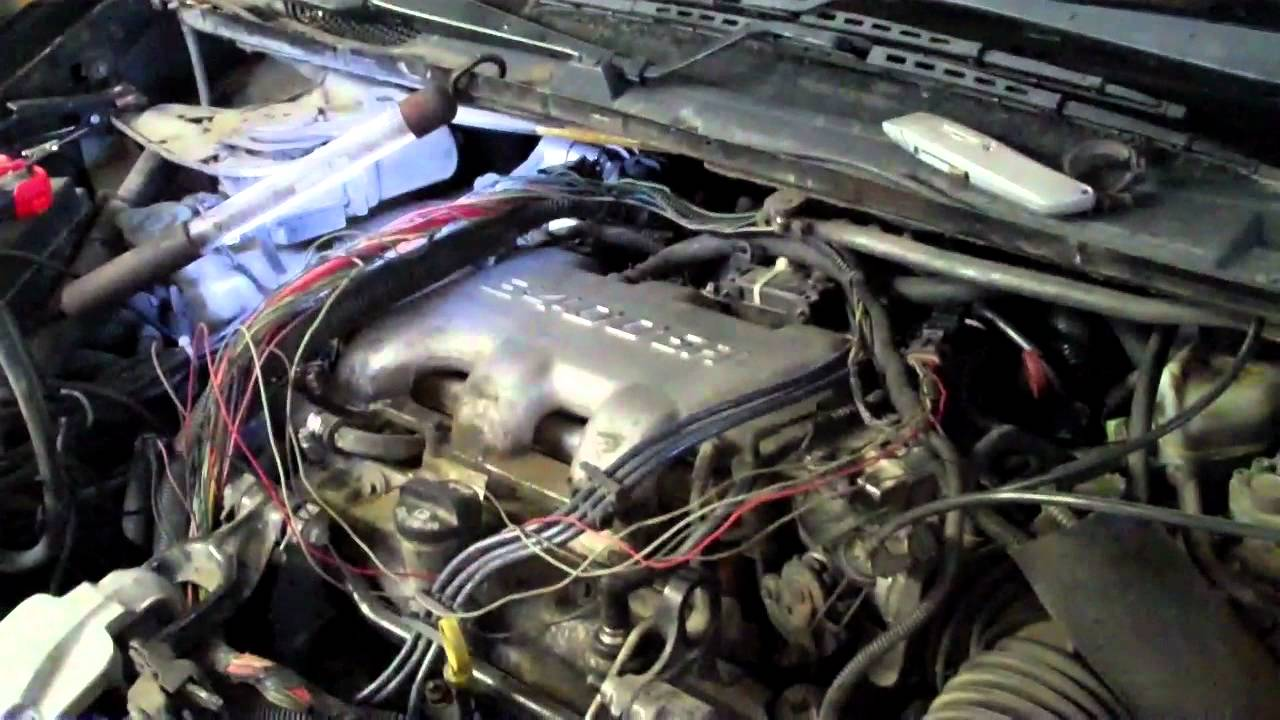 3 4 L Engine Coolant Flow Diagram How To Fix A Venture Or Montana Code P0405 When It S A