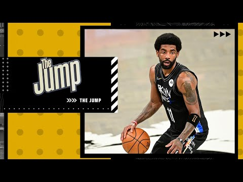 'Kyrie's talent is so rare'- Brian Windhorst | The Jump
