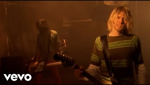Download Music Nirvana - Smells Like Teen Spirit