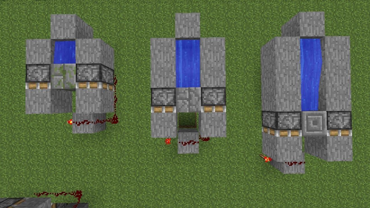 Minecraft How To Build A Circle Stone Brick Generator