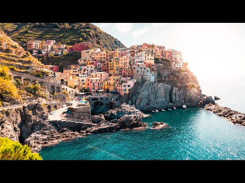 Trip to Cinque Terre & Grand Hotel Portovenere (Italian Riviera): amazing scenery!