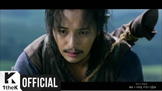 [MV] XIA(준수) The time is you(너라는 시간이 흐른다) (Roots of the Throne(육룡이 나르샤) OST Part.2)