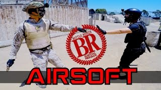 AIRSOFT BATTLE ROYALE - WITNESS ME!