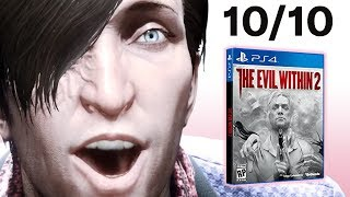 The Evil Within 2 is ART