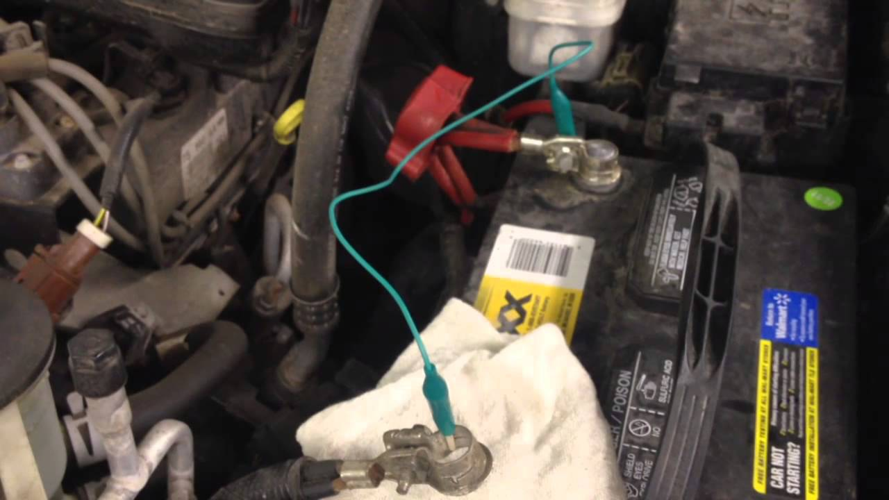 2011 Accord Fuse Box Location How To Clear Your Pcm S Memory On Fords After Repairs