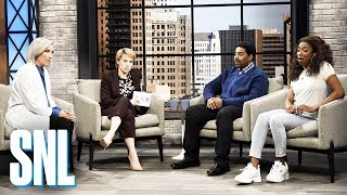 Bad Girl Talk Show - SNL