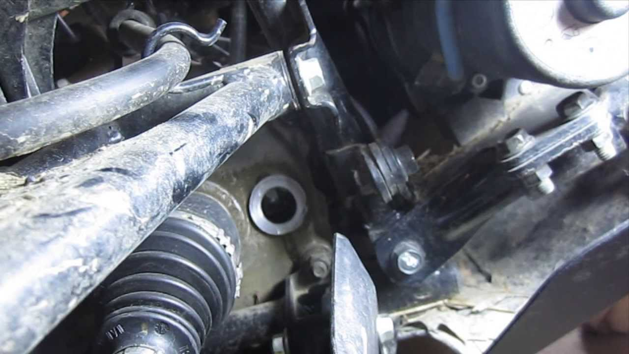 Kawasaki Bayou Battery Wiring How To Change The Front Differential Fluid On A Kawasaki
