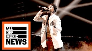 Desiigner Unfazed During Performance in Front of Lifeless Crowd